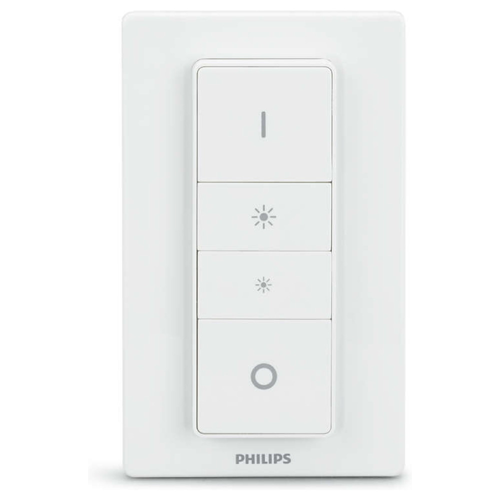 philips hue white wireless dimming kit seperate fernbedienung philips hue 8718696743157. Black Bedroom Furniture Sets. Home Design Ideas