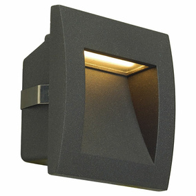 LED Wandeinbauleuchte Downunder Out S, IP55, 3000K,...