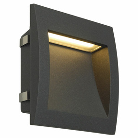 LED Wandeinbauleuchte Downunder Out L, IP55, 3000K,...