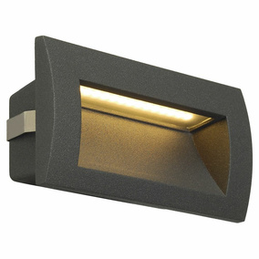 LED Wandeinbauleuchte Downunder Out M, IP55, 3000K