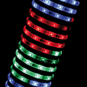 Function Digital LED Stripe Set 3m RGB 9,6W 230/12V 18VA...