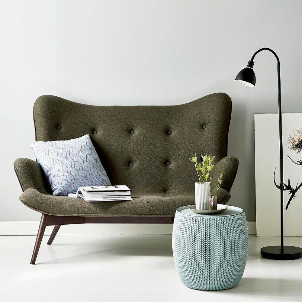 hochwertige stehlampe ray aus metall in schwarz nordlux 63214003 click. Black Bedroom Furniture Sets. Home Design Ideas