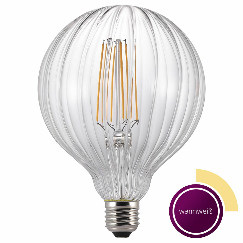 led filament leuchtmittel streifen e27 2 w 2200 k 150. Black Bedroom Furniture Sets. Home Design Ideas