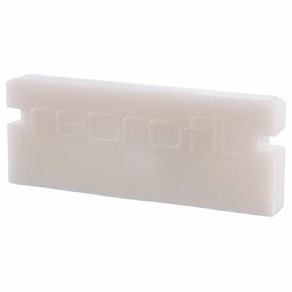 deko light endkappe p au 01 12 2er set wei 18mm f r abdeckung deko light 978020 click. Black Bedroom Furniture Sets. Home Design Ideas