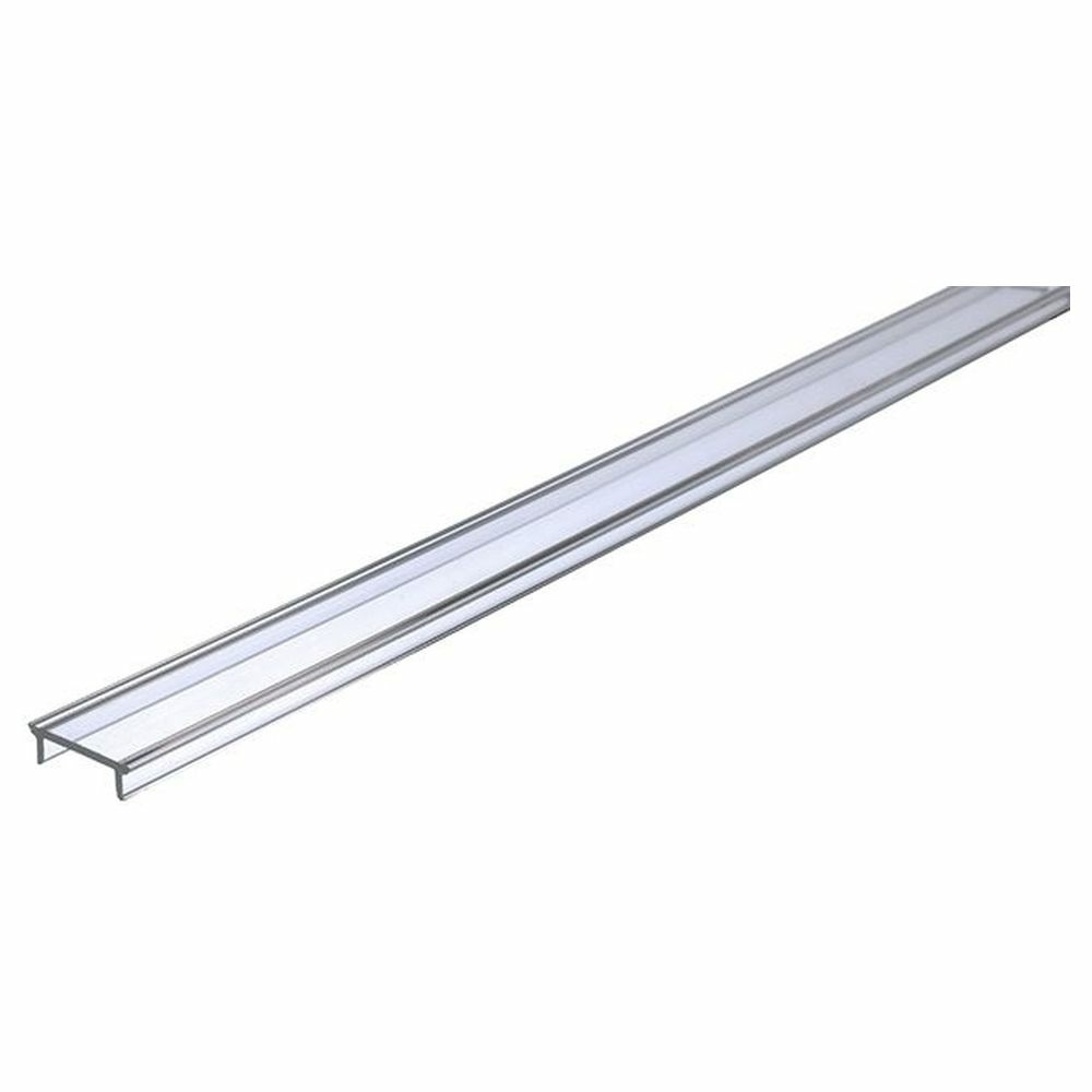 Deko-Light Abdeckung Plan P-01-10, klar, 95% Transmission, 1000mm
