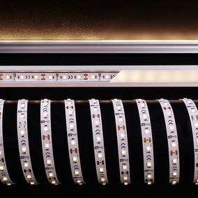 Flexibler LED-Stripe in warmweiß, 5000 mm,...