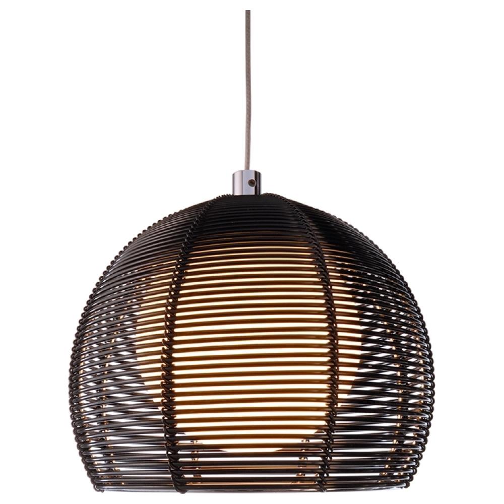 ausgefallene pendelleuchte filo ball aus metall in versch. Black Bedroom Furniture Sets. Home Design Ideas