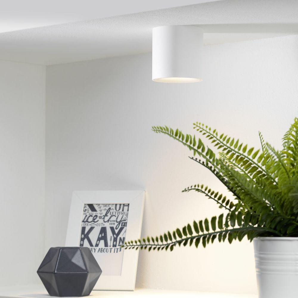mylight aufbaustrahler l denscheid in wei mylight. Black Bedroom Furniture Sets. Home Design Ideas