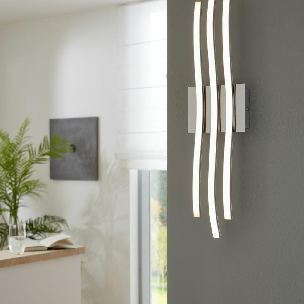 Wandleuchte Deckenleuchte Diele Kunststoff Acryl LED