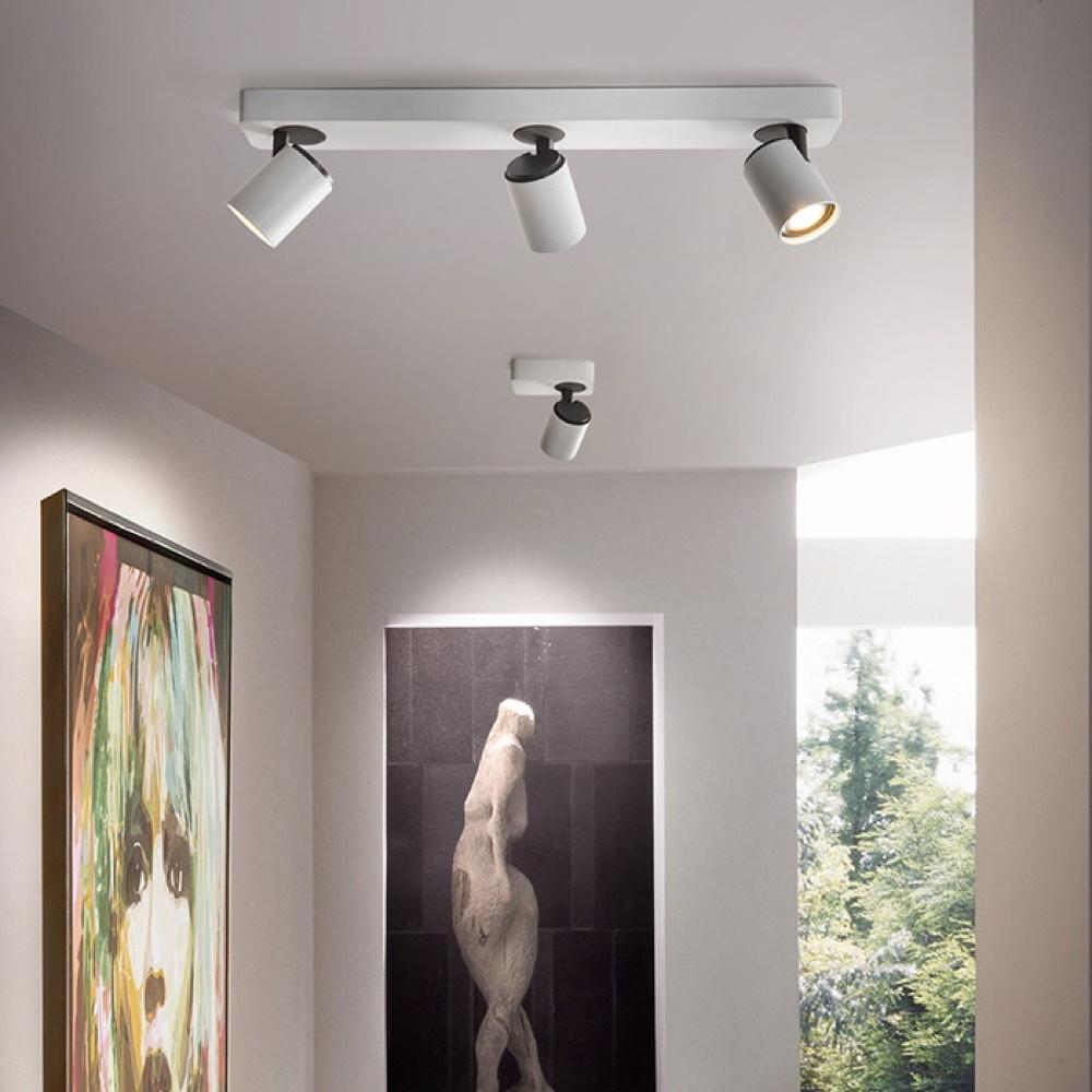 mylight deckenstrahler luxemburg gu10 mylight click. Black Bedroom Furniture Sets. Home Design Ideas