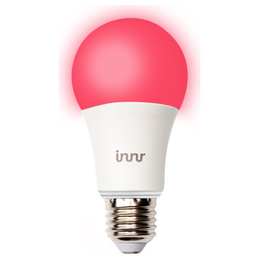 Innr Smart RGBW LED, E27, Philips Hue kompatibel, 9,5W...