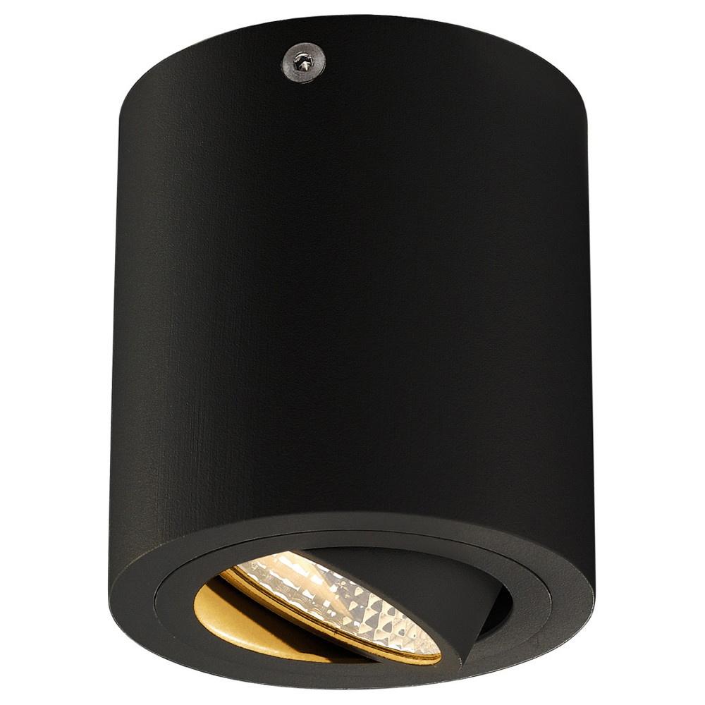 downlight decken aufbauleuchte triledo schwenkbar slv click. Black Bedroom Furniture Sets. Home Design Ideas