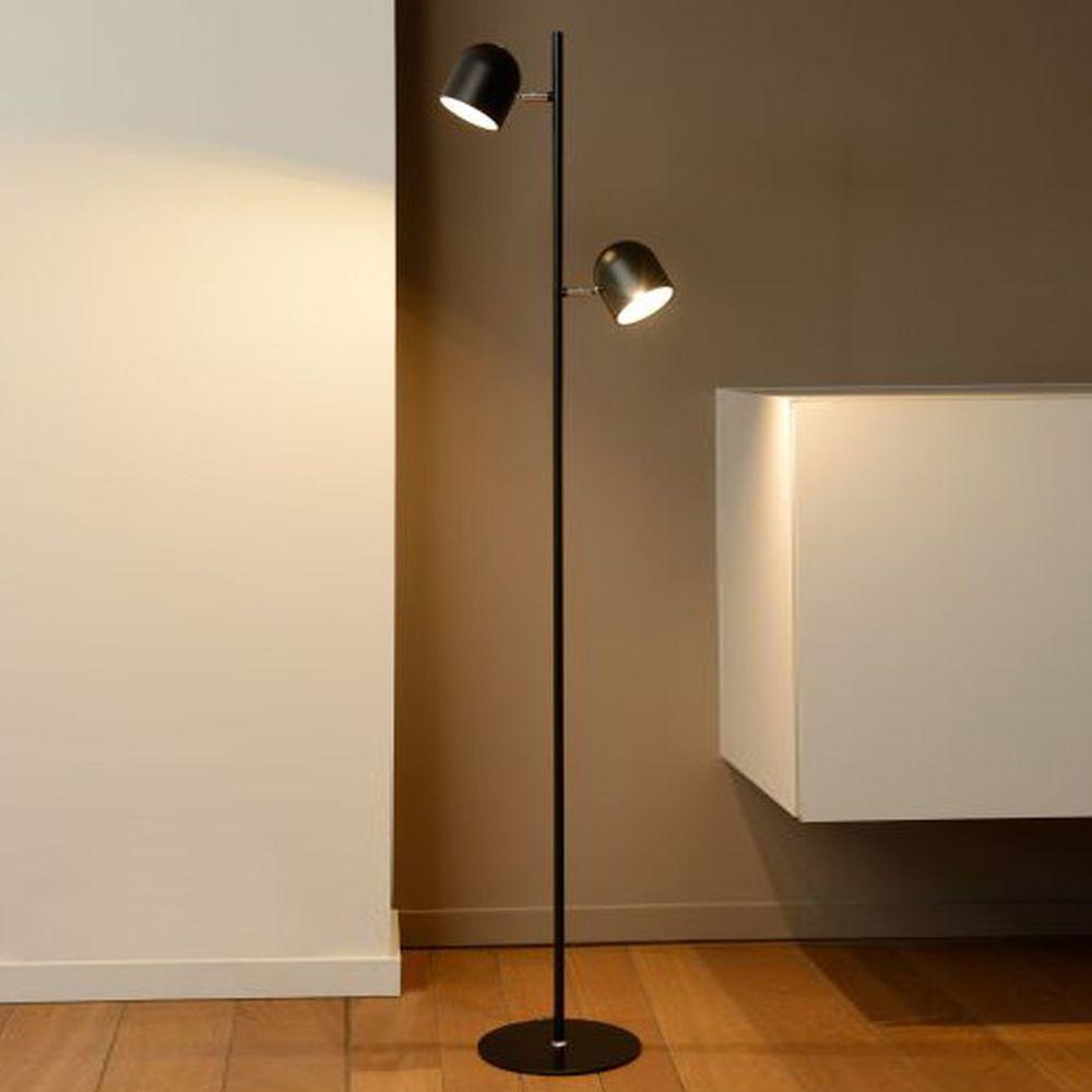 stehleuchten zweiflammig machen sie den preisvergleich bei nextag. Black Bedroom Furniture Sets. Home Design Ideas