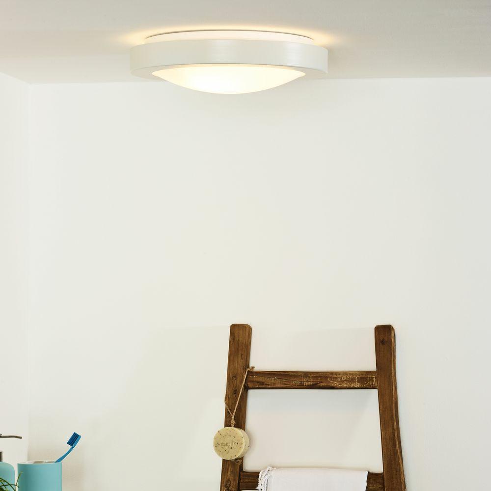 badezimmer deckenleuchte fresh ip44 e27 wei 350 mm 2 flammig lucide 79158 02 31 click. Black Bedroom Furniture Sets. Home Design Ideas
