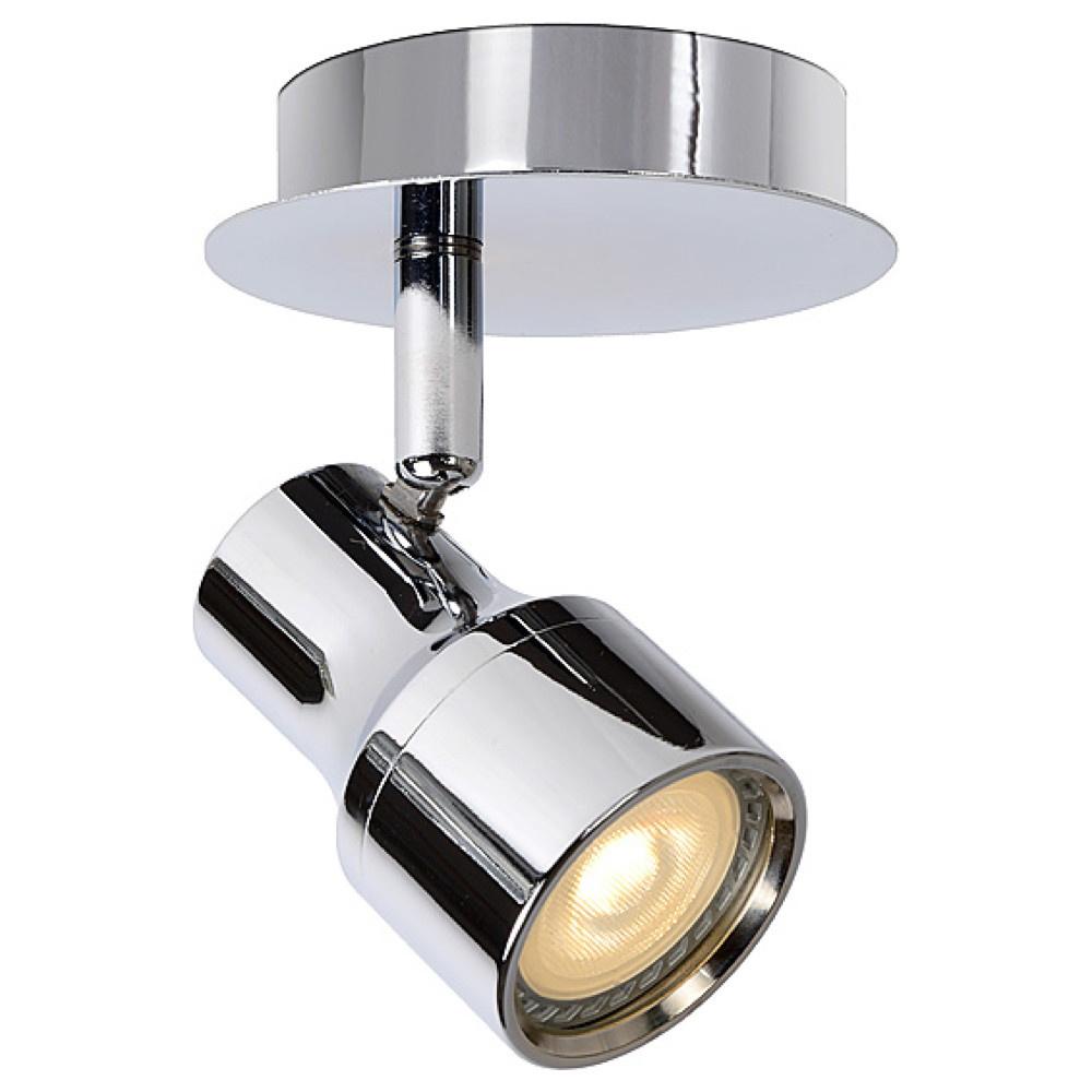 led leuchtenspot sirene inkl austauschbarem gu10 led lucide click. Black Bedroom Furniture Sets. Home Design Ideas