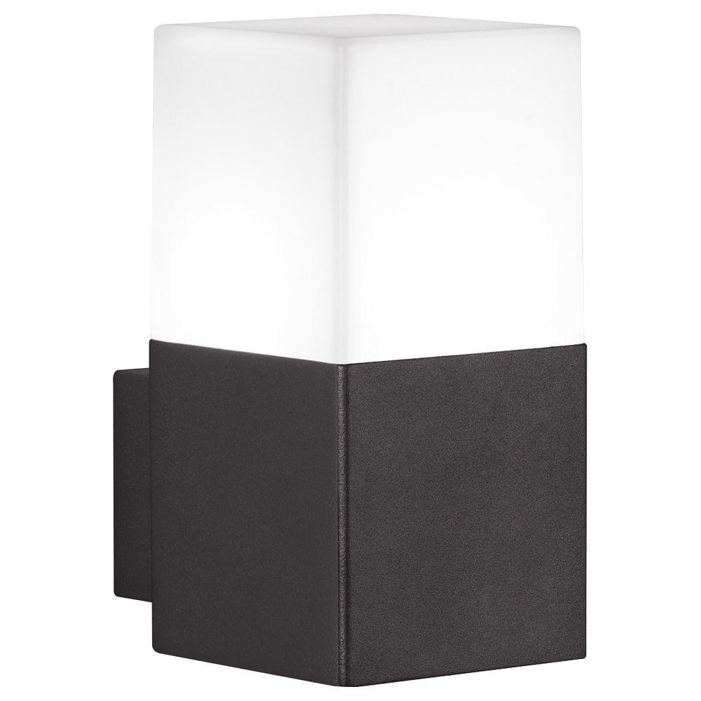 led au enwandleuchte hudson e14 anthrazit 1 flammig trio 220060142 click. Black Bedroom Furniture Sets. Home Design Ideas