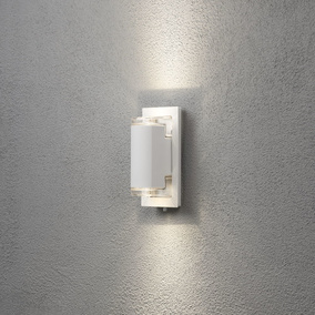 Wandleuchte Potenza, Up- and Downlight, IP54