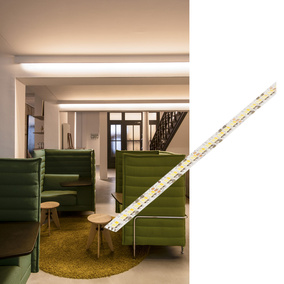 LED Strip Kelvin Control, 2700 - 6500 K, 3000 mm, 7230 lm