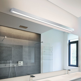 Badezimmer Wandleuchte Theia, up-and downlight