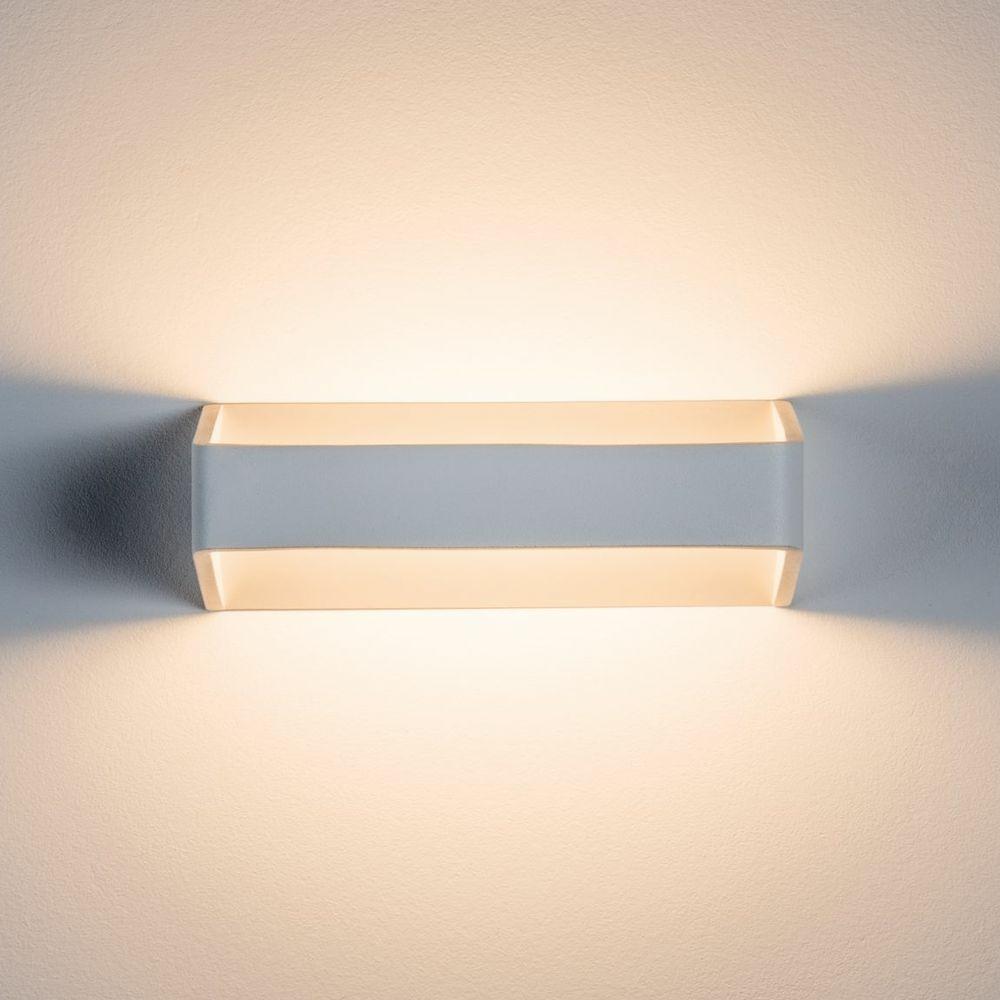 led wandleuchte bar up and downlight wei paulmann 70790 click. Black Bedroom Furniture Sets. Home Design Ideas