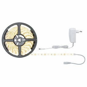 LED Strip SimpLED Set, inkl. Steckertrafo, warmweiß, 5 m