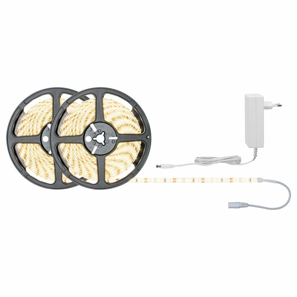 tageslichtweiß 7,5 m LED Strip SimpLED Set inkl Steckertrafo