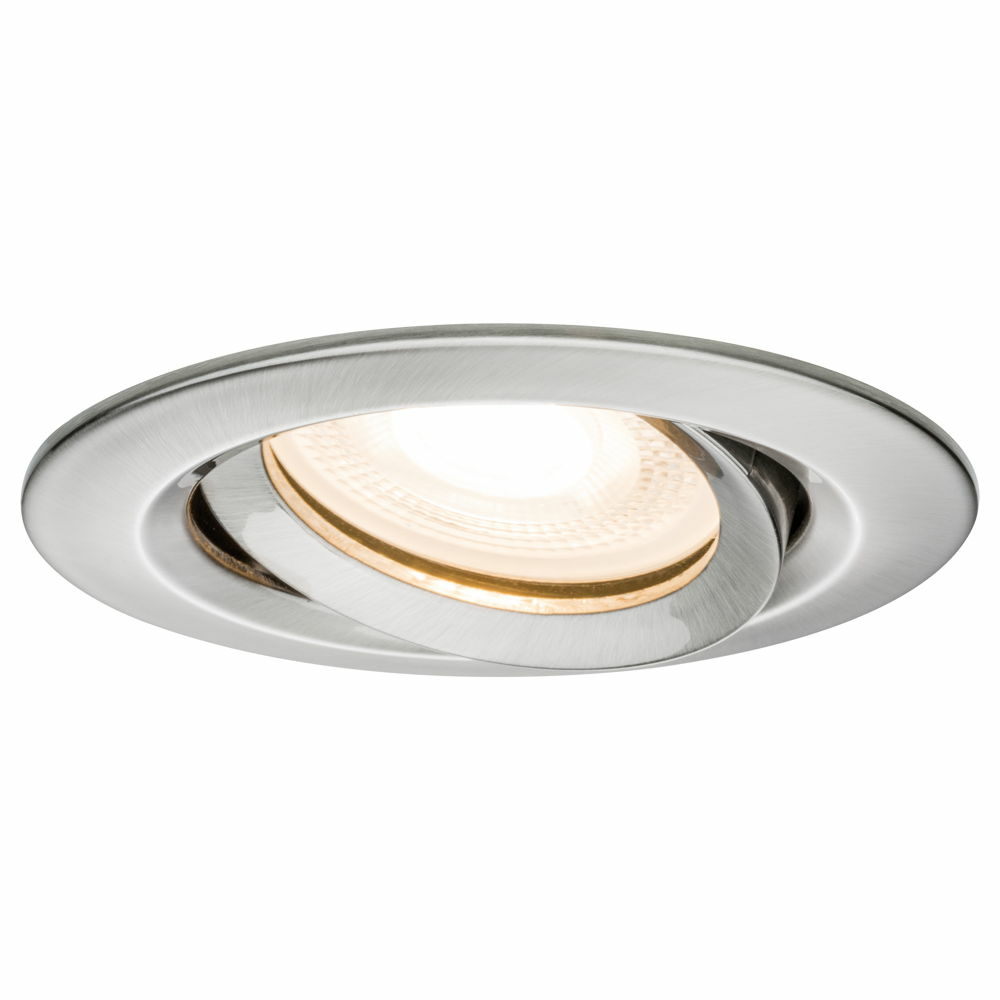 premium led einbauspot nova schwenkbar gu10 ip65 rund paulmann click. Black Bedroom Furniture Sets. Home Design Ideas