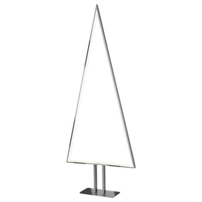 LED Stehleuchte Pine 1000 mm Silber