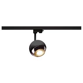 Licht-Trend Strahler für 3-Ph-Stromschienen Profile Eye Super 45-57cm Weiß Spot