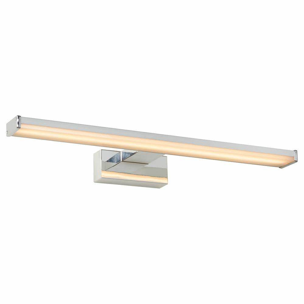 Badezimmer Spiegelleuchte Onno in chrom-matt | LUCIDE - click-licht.de