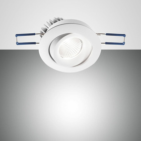 LED Spot Set Sigma in transparent und weiß 7W 800lm...