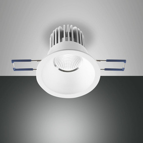 LED Spot Set Sigma in weiß 7W 800lm rund