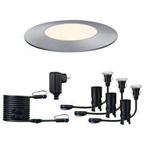 LED Plug & Shine 3er Komplettset Mini...