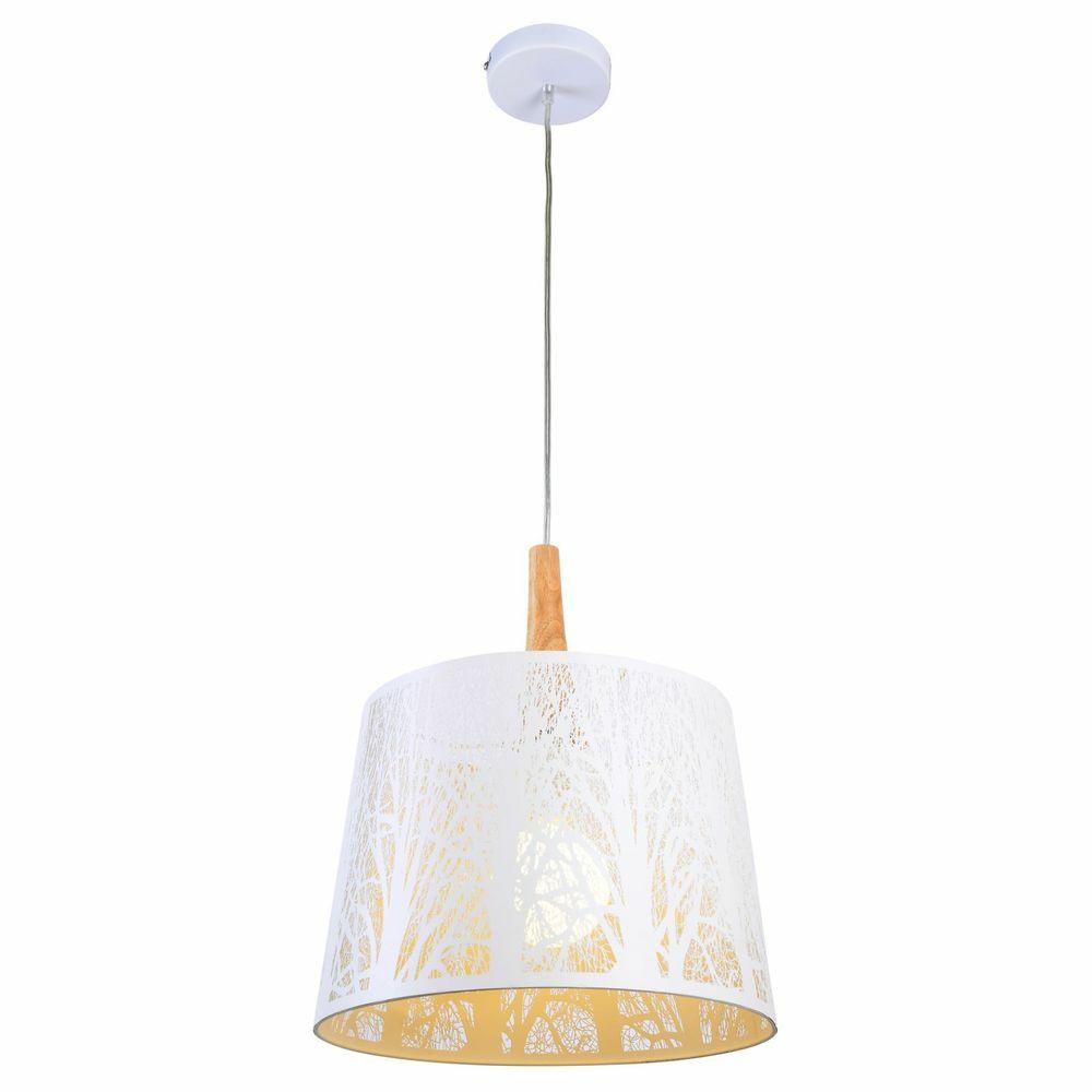 pendelleuchte lantern rund wei holz maytoni mod029 pl 01 w click. Black Bedroom Furniture Sets. Home Design Ideas