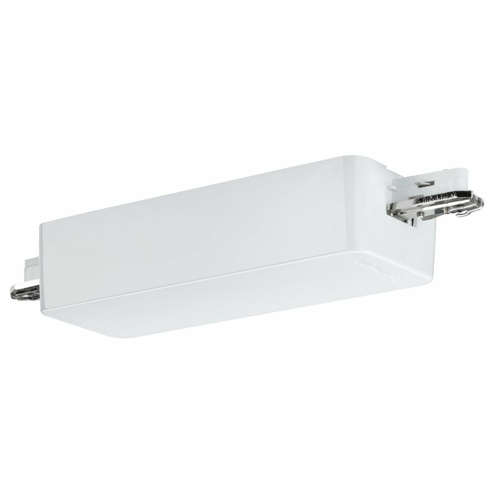 Paulmann Home URail Dimm, Switch Adapter max. 400W 230V Weiß Metall