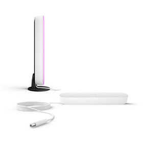 Philips Hue Play White & Color Ambiance Tischleuchte Weiß...