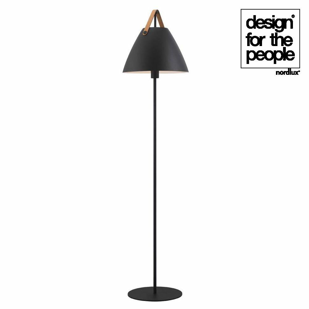 Designer Stehleuchte Strap E27 By Bjorn Balle Design For The