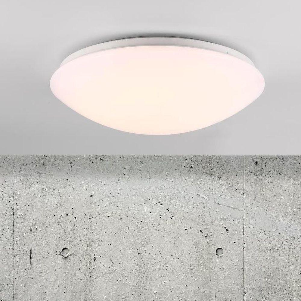 LED Badezimmer Deckenleuchte Ask rund IP16
