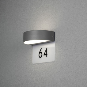 Hausnummernleuchten Onlineshop - click-licht.de