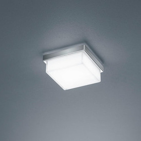 LED Deckenleuchte Cosi in Chrom 5W 610lm 110x110mm