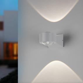 Balkon Beleuchtung Balkonleuchten Mit Solar Led Batterie Technik