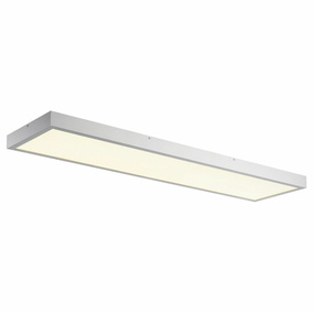 LED Panel 1200X300mm in Grau 45W 3400lm