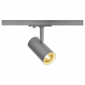 LED 1-Phasen Schienen Noblo Spot in Grau 7,5W 620lm