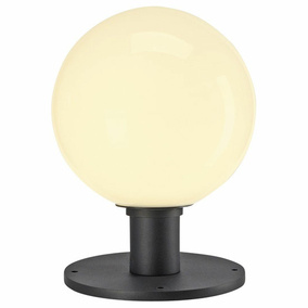 Stehleuchte Gloo Pure Pole in Anthrazit E27 IP44 270mm