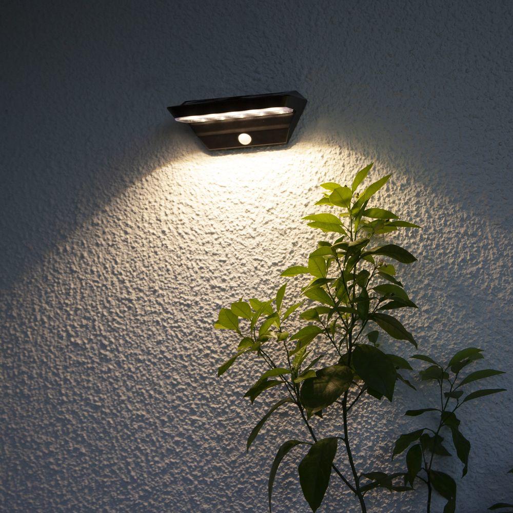 Best Season LED-Solar-Wegleuchten 479-25 mit Farbwechsel Weiß im 3er-Set