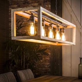 Holz Lampen Holz Leuchten Fur Innen Und Aussen Kaufen Click Licht De