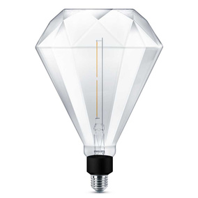 Philips LED diamond giant ersetzt 35W, E27,...