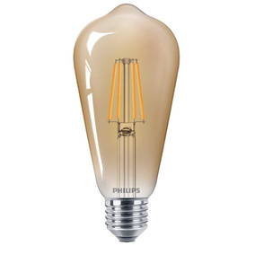 Philips LED Lampe ersetzt 35W, E27 Standardform ST64,...