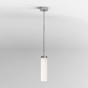 LED Pendlleuchte Kyoto in Chrom 7,8W 411lm