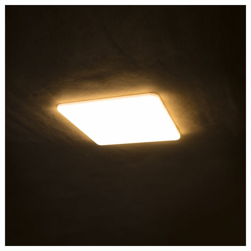 LED Panel Infinity dimmbar 20W 3000K 1466lm 185x185mm ...